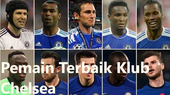 Pemain Terbaik Klub Chelsea